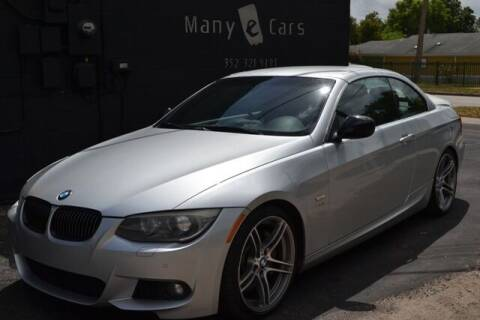 2011 BMW 3 Series for sale at ManyEcars.com in Mount Dora FL