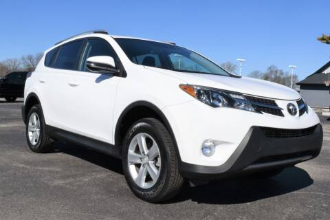 2014 Toyota RAV4 for sale at Heritage Automotive Sales in Columbus in Columbus IN