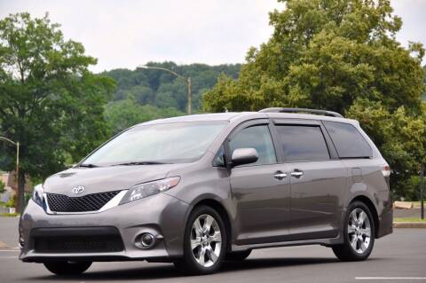 2014 Toyota Sienna for sale at T CAR CARE INC in Philadelphia PA