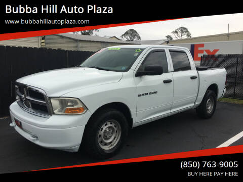 2011 RAM Ram Pickup 1500 for sale at Bubba Hill Auto Plaza in Panama City FL