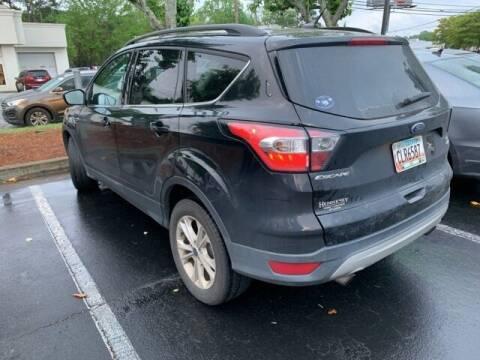 2017 Ford Escape for sale at Southern Auto Solutions-Jim Ellis Hyundai in Marietta GA