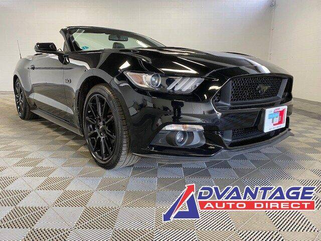 2016 Ford Mustang for sale at Advantage Auto Direct in Kent WA