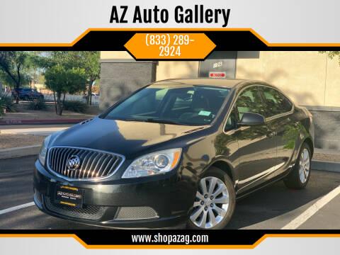 2015 Buick Verano for sale at AZ Auto Gallery in Mesa AZ
