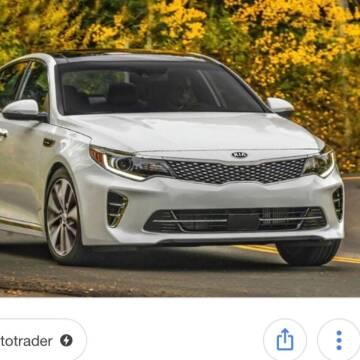 2018 Kia Optima for sale at Primary Motors Inc in Commack NY