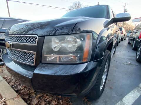 2008 Chevrolet Tahoe for sale at Atlanta's Best Auto Brokers in Marietta GA