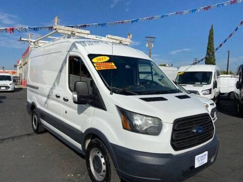 2015 Ford Transit Cargo for sale at Auto Wholesale Company in Santa Ana CA
