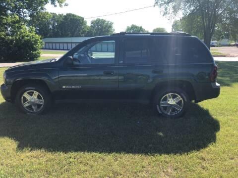 2004 Chevrolet TrailBlazer for sale at Velp Avenue Motors LLC in Green Bay WI