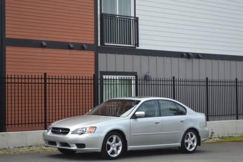 2007 Subaru Legacy for sale at Skyline Motors Auto Sales in Tacoma WA