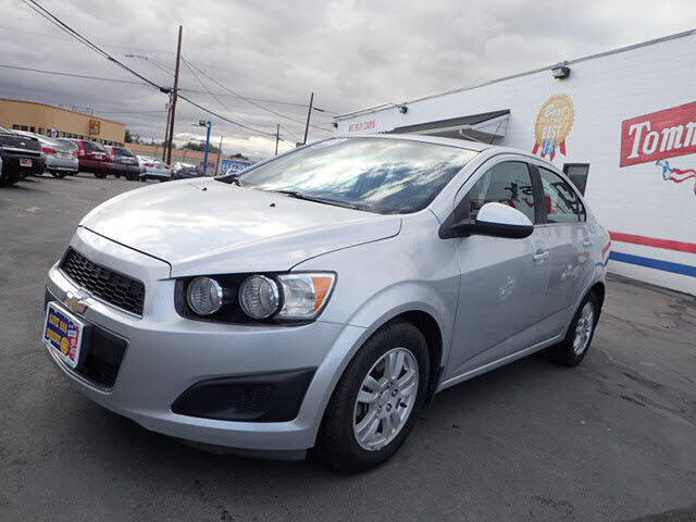 2013 Chevrolet Sonic for sale at Tommy's 9th Street Auto Sales in Walla Walla WA