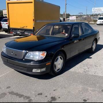 1998 Lexus LS 400 for sale at STARLITE AUTO SALES LLC in Amelia OH