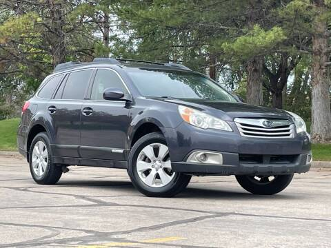 2010 Subaru Outback for sale at Used Cars and Trucks For Less in Millcreek UT
