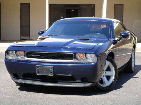 2013 Dodge Challenger for sale at Ritz Auto Group in Dallas TX