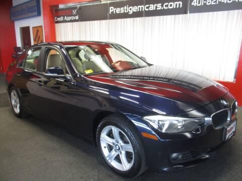 2013 BMW 3 Series for sale at Prestige Motorcars in Warwick RI