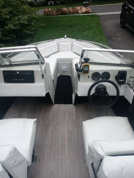 1988 Larson DeltaCronic for sale at Balfour Motors in Agawam MA