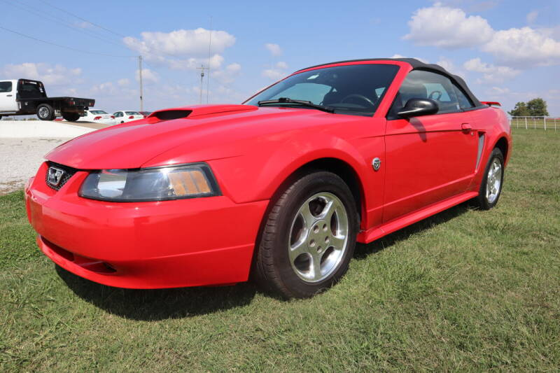 2004 Ford Mustang for sale at Liberty Truck Sales in Mounds OK