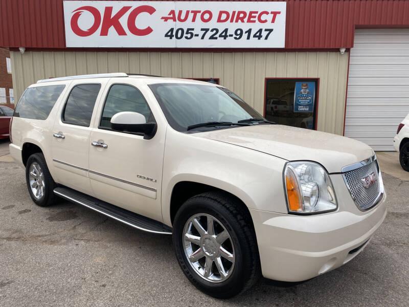 2013 GMC Yukon XL for sale at OKC Auto Direct in Oklahoma City OK
