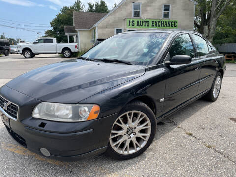 2006 Volvo S60 for sale at J's Auto Exchange in Derry NH
