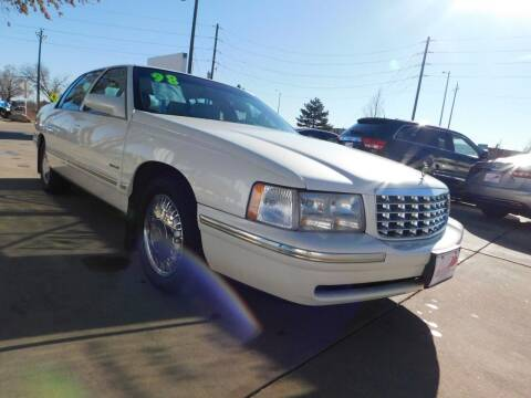 1998 Cadillac DeVille for sale at AP Auto Brokers in Longmont CO