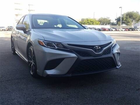 2018 Toyota Camry for sale at Selecauto LLC in Miami FL