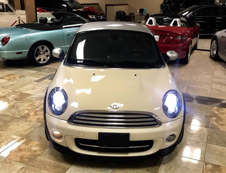 2012 MINI Cooper Coupe 2dr Coupe - Houston TX