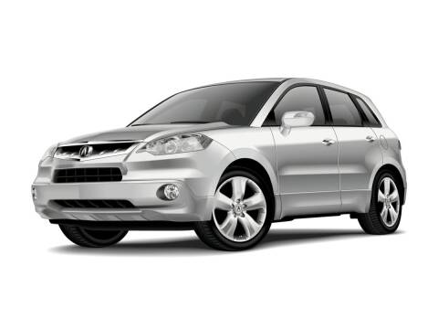 2008 Acura RDX for sale at Mercedes-Benz of North Olmsted in North Olmstead OH