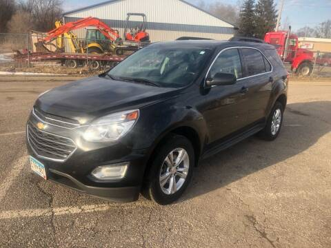 2016 Chevrolet Equinox for sale at ONG Auto in Farmington MN