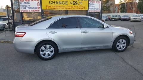 2007 Toyota Camry for sale at Shick Automotive Inc in North Hills CA