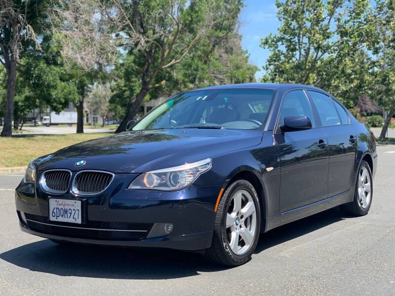 2008 BMW 5 Series for sale at Silmi Auto Sales in Newark CA