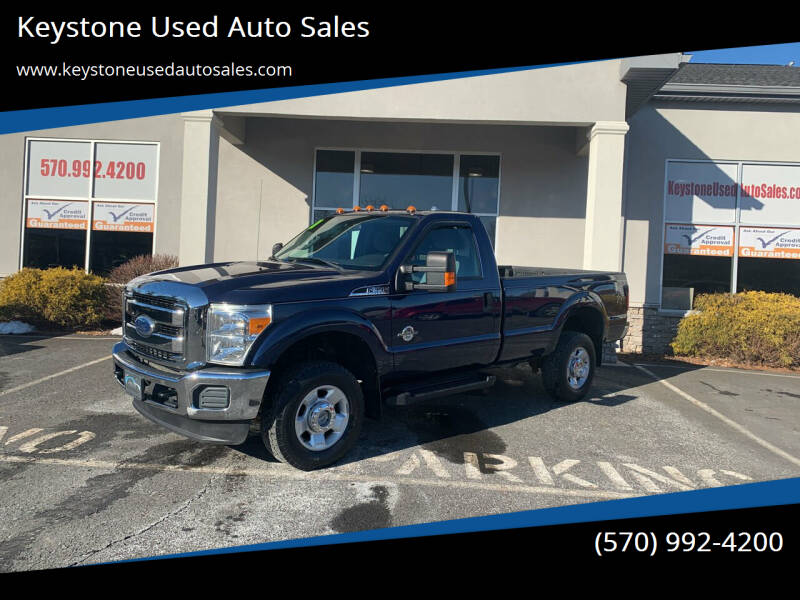 2011 Ford F-350 Super Duty for sale at Keystone Used Auto Sales in Brodheadsville PA