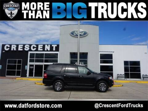2017 Ford Expedition for sale at Crescent Ford in Harahan LA