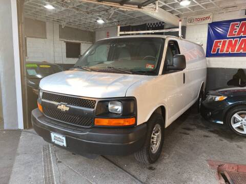 2011 Chevrolet Express Cargo for sale at DEALS ON WHEELS in Newark NJ