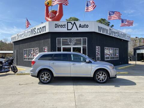 2019 Dodge Journey for sale at Direct Auto in D'Iberville MS
