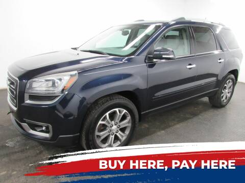 2015 GMC Acadia for sale at Automotive Connection in Fairfield OH