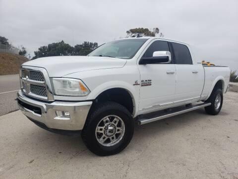 2013 RAM Ram Pickup 2500 for sale at L.A. Vice Motors in San Pedro CA