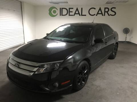 2012 Ford Fusion for sale at Ideal Cars Apache Junction in Apache Junction AZ