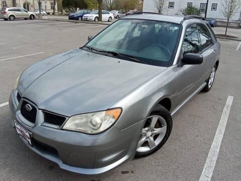 2007 Subaru Impreza for sale at Your Car Source in Kenosha WI