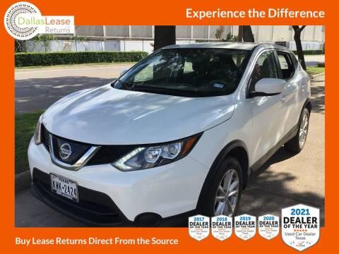 2018 Nissan Rogue Sport for sale at Dallas Auto Finance in Dallas TX