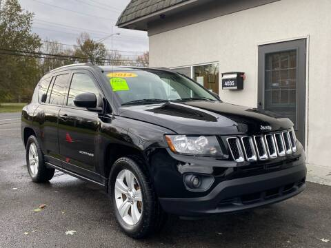 2014 Jeep Compass for sale at Vantage Auto Group in Tinton Falls NJ