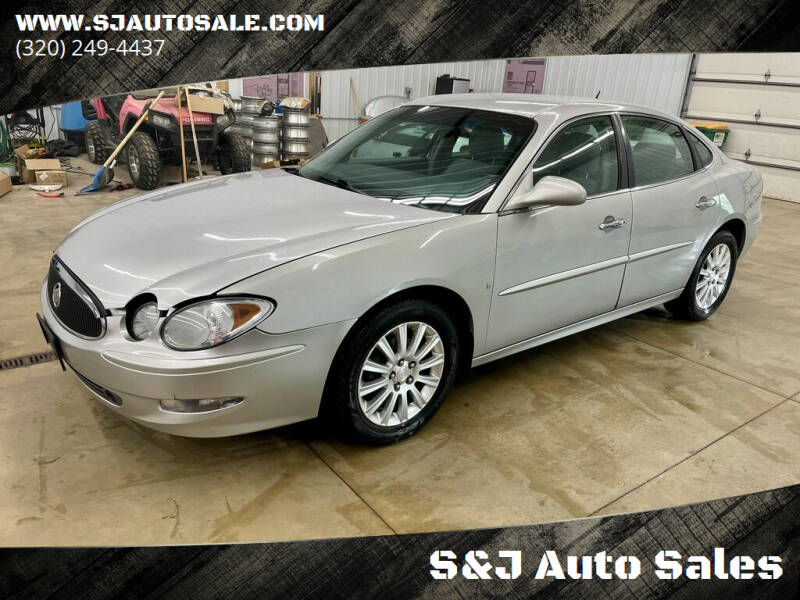 2007 Buick LaCrosse for sale at S&J Auto Sales in South Haven MN