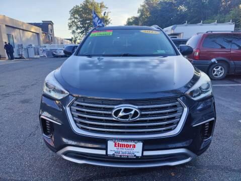 2017 Hyundai Santa Fe for sale at Elmora Auto Sales in Elizabeth NJ