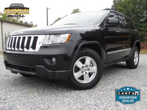 2012 Jeep Grand Cherokee for sale at High-Thom Motors in Thomasville NC