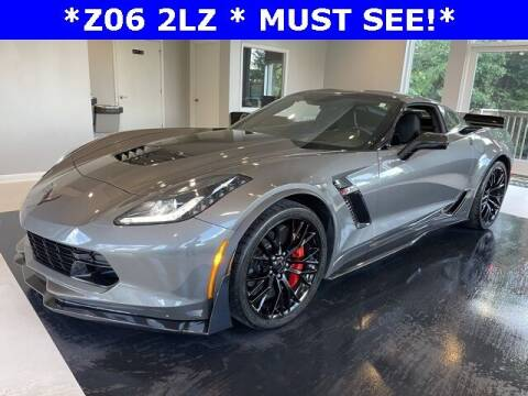 2016 Chevrolet Corvette for sale at Ron's Automotive in Manchester MD