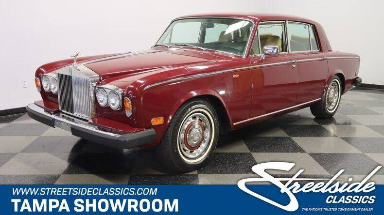 1979 Rolls-Royce Silver Shadow for sale in Tampa, FL