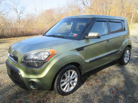 2012 Kia Soul for sale at Peekskill Auto Sales Inc in Peekskill NY