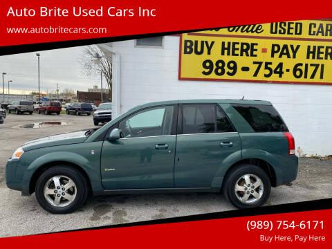 2007 Saturn Vue for sale at Auto Brite Used Cars Inc in Saginaw MI
