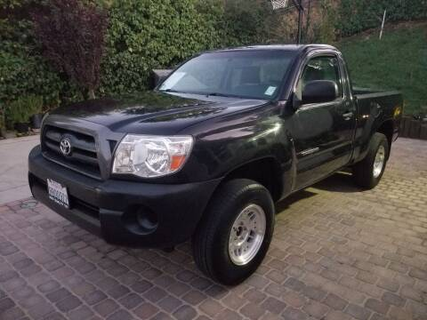 2007 Toyota Tacoma for sale at Best Quality Auto Sales in Sun Valley CA