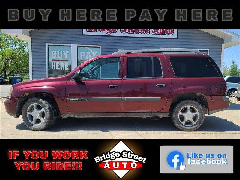 2004 Chevrolet TrailBlazer EXT for sale in Lexington, NE