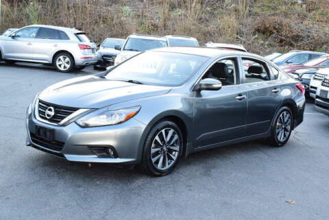 2016 Nissan Altima for sale at Automall Collection in Peabody MA