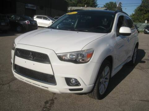2011 Mitsubishi Outlander Sport for sale at ELITE AUTOMOTIVE in Euclid OH
