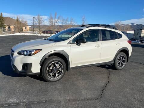 2020 Subaru Crosstrek for sale at Salida Auto Sales in Salida CO